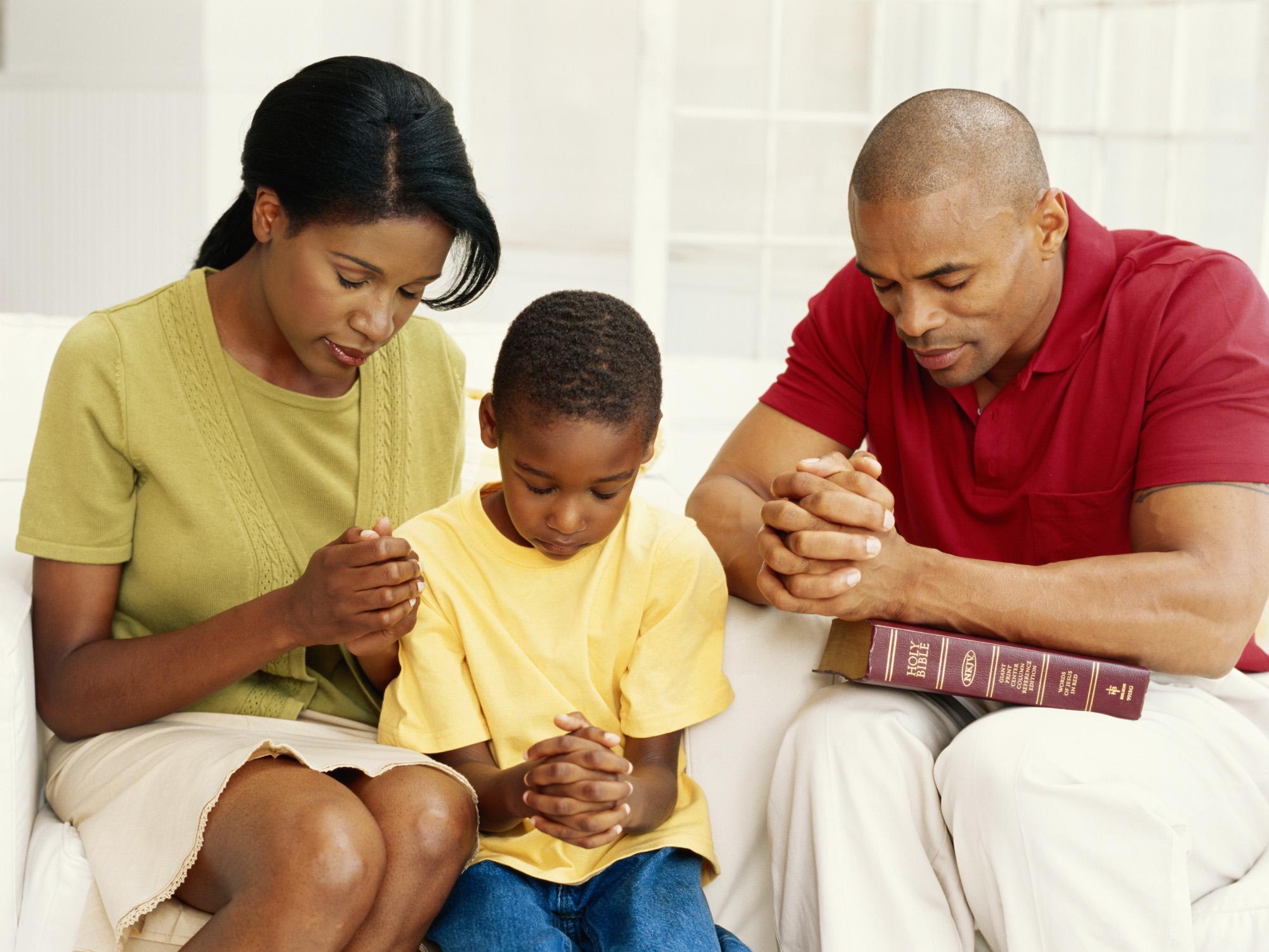 FamilyPraying