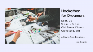 Hackathon for Dreamers Graphic